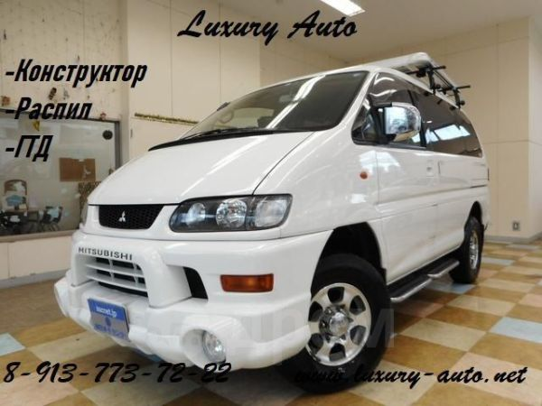 Mitsubishi Delica, 2002 год, 260 000 руб.