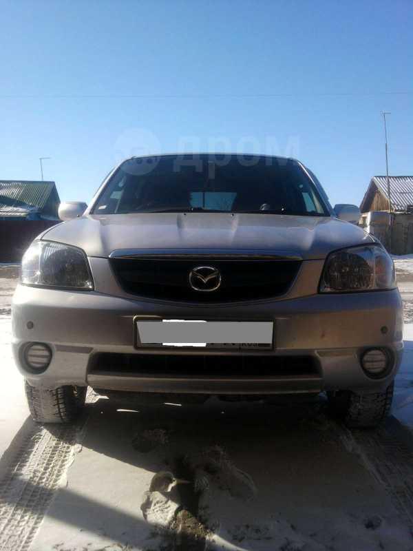 Mazda Tribute, 2002 год, 380 000 руб.