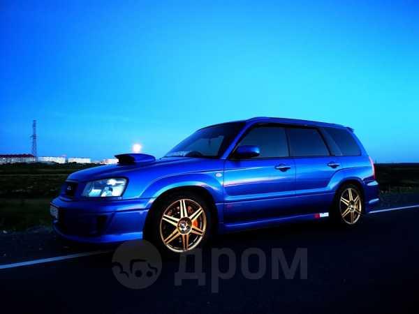 Subaru Forester, 2004 год, 799 000 руб.
