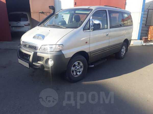 Hyundai Starex, 2003 год, 600 000 руб.
