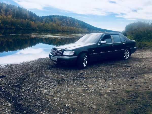 Mercedes-Benz S-Class, 1996 год, 450 000 руб.