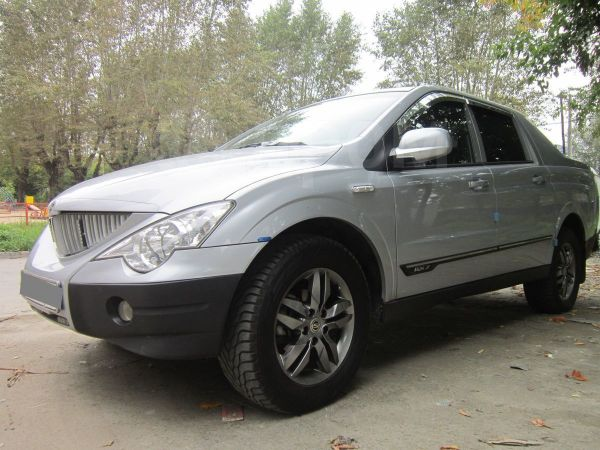SsangYong Actyon Sports, 2011 год, 619 000 руб.