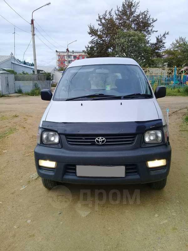Toyota Lite Ace Noah, 2002 год, 450 000 руб.