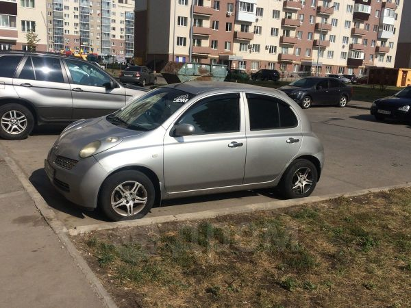 Nissan March, 2004 год, 195 000 руб.