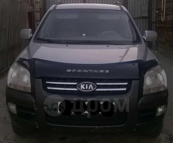 Kia Sportage, 2006 год, 330 000 руб.