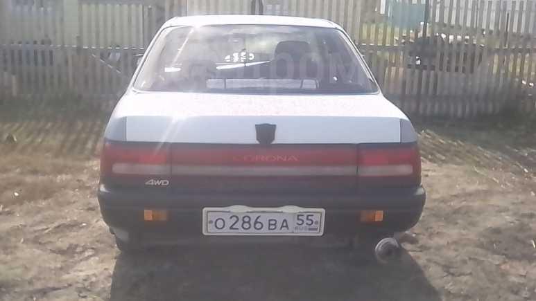 Toyota Corona, 1990 год, 118 000 руб.
