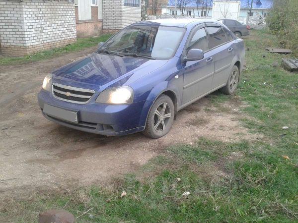 Chevrolet Lacetti, 2011 год, 295 000 руб.