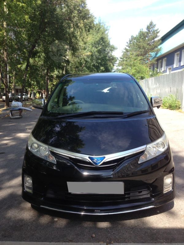Toyota Estima, 2010 год, 1 200 000 руб.