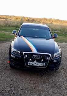 Яя Audi Q5 2012