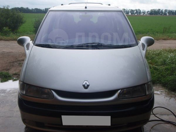 Renault Espace, 2000 год, 250 000 руб.