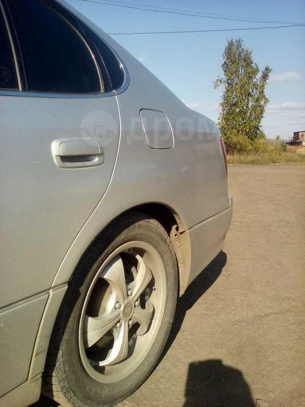 Lexus GS300, 1999 год, 420 000 руб.