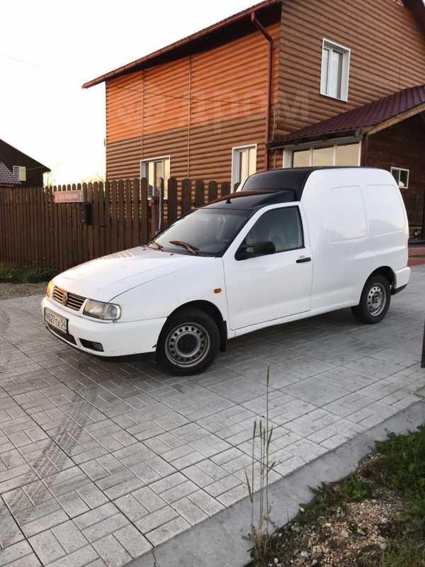 Volkswagen Caddy, 2002 год, 230 000 руб.