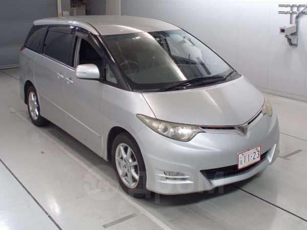 Toyota Estima, 2007 год, 460 000 руб.