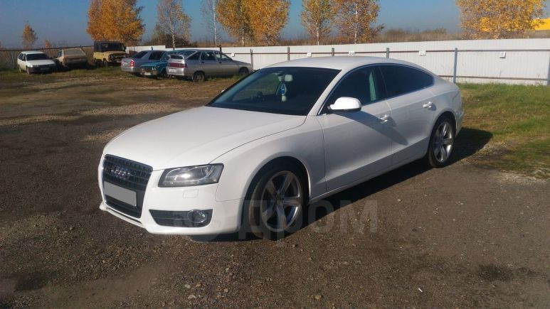 Audi A5, 2010 год, 800 000 руб.