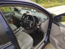 Владивосток Corolla Axio 2008
