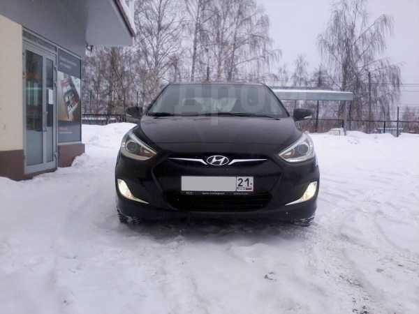 Hyundai Solaris, 2014 год, 622 000 руб.