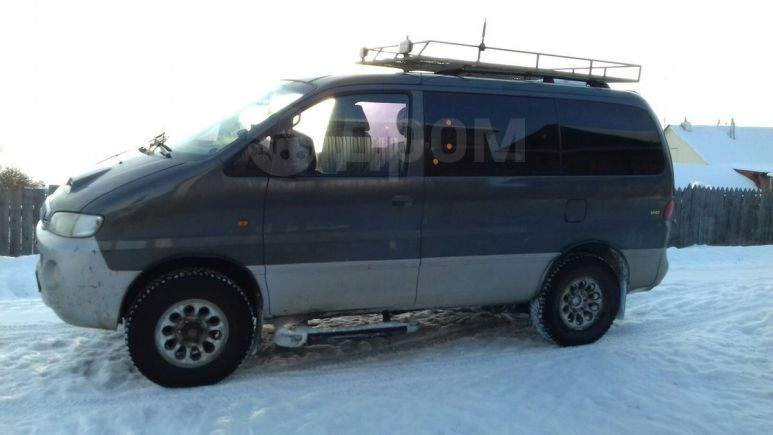 Hyundai H1, 2003 год, 480 000 руб.