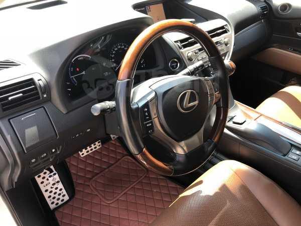 Lexus RX450h, 2012 год, 1 940 000 руб.