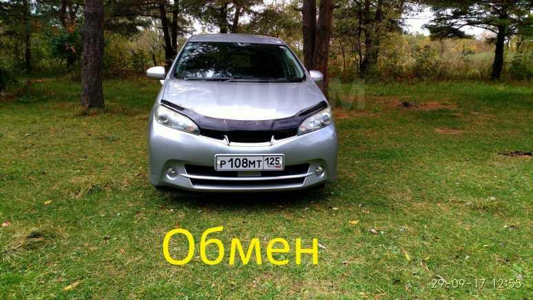 Toyota Wish, 2010 год, 750 000 руб.