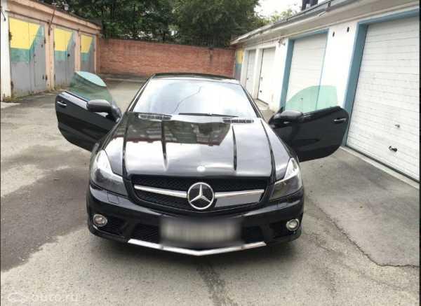 Mercedes-Benz SL-Class, 2005 год, 2 400 000 руб.