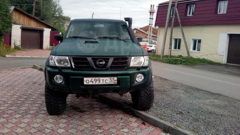 Nissan Patrol, 2003 год, 950 000 руб.