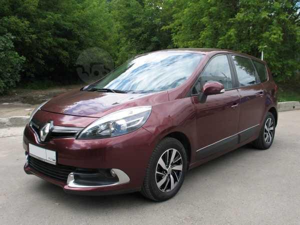 Renault Grand Scenic, 2013 год, 727 000 руб.