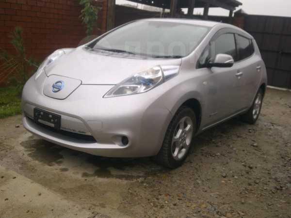 Nissan Leaf, 2011 год, 455 500 руб.