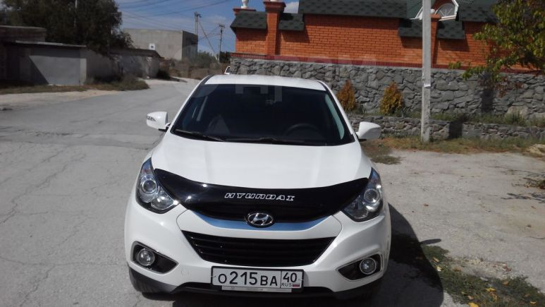 Hyundai ix35, 2012 год, 914 200 руб.