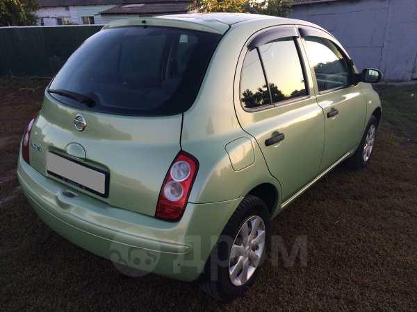 Nissan Micra, 2006 год, 235 000 руб.