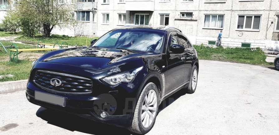 Infiniti FX35, 2008 год, 1 050 000 руб.