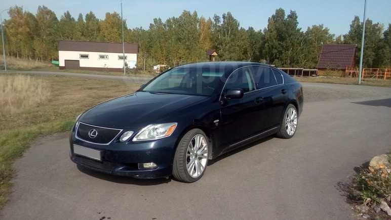 Lexus GS300, 2007 год, 775 000 руб.