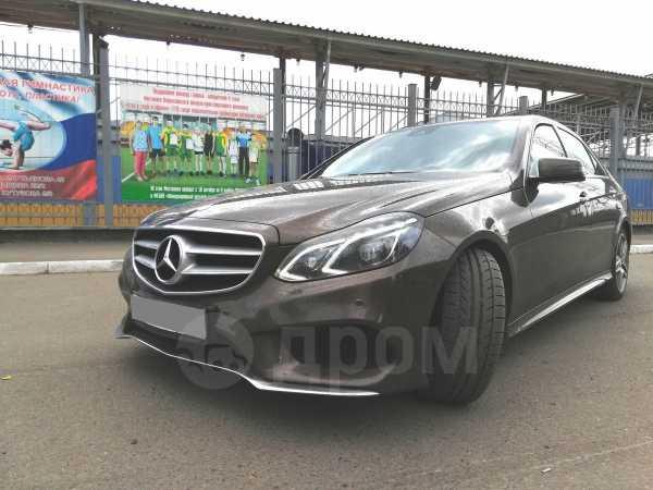 Mercedes-Benz E-Class, 2013 год, 1 559 000 руб.