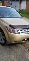Nissan Murano, 2002 год, 400 000 руб.