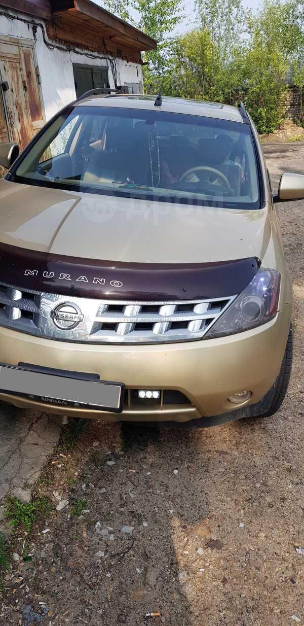 Nissan Murano, 2002 год, 430 000 руб.