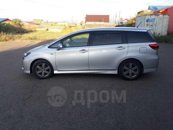Toyota Wish, 2011 год, 797 000 руб.