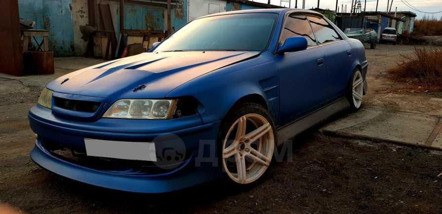 Toyota Mark II, 1997 год, 600 000 руб.