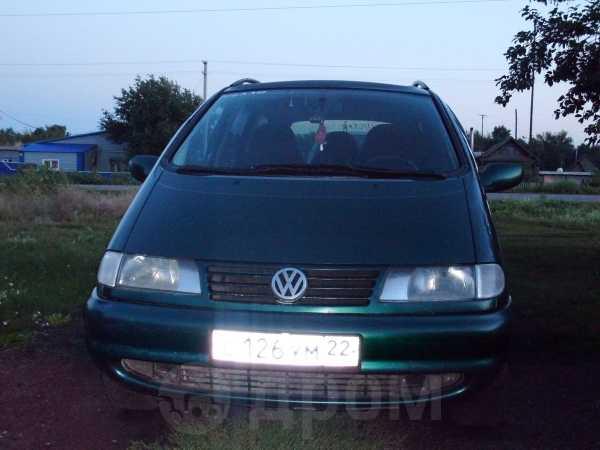 Volkswagen Sharan, 1997 год, 265 000 руб.