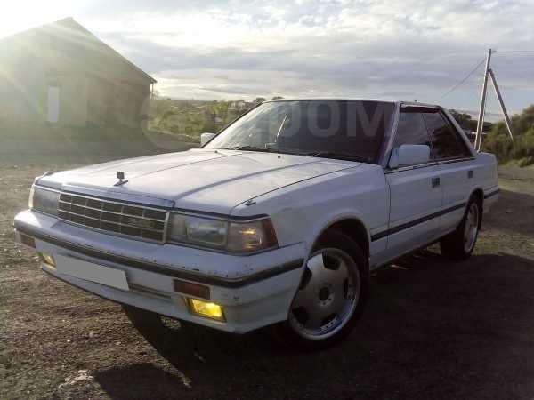 Nissan Laurel, 1987 год, 210 000 руб.