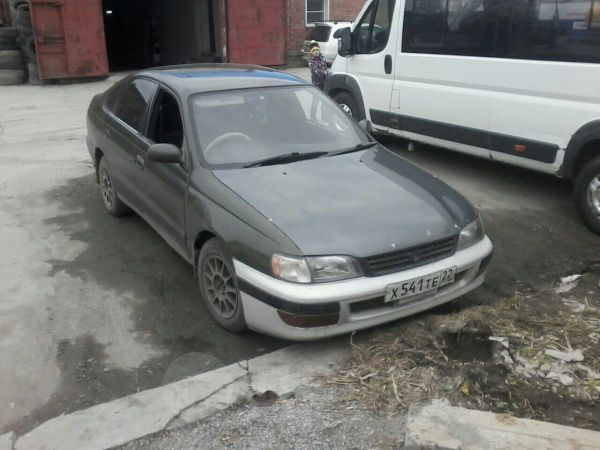 Toyota Corona SF, 1992 год, 115 000 руб.