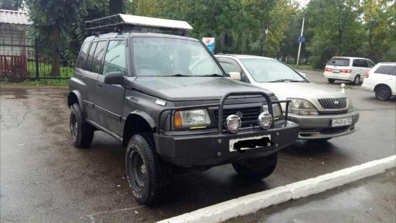 Suzuki Escudo, 1990 год, 310 000 руб.