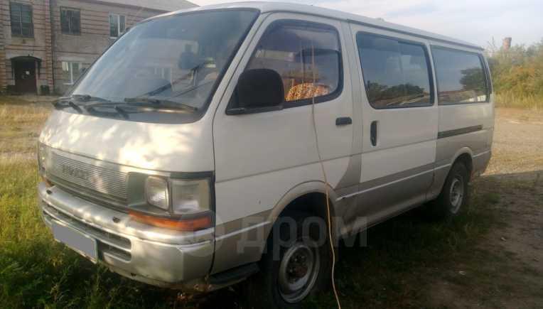 Toyota Hiace, 1993 год, 145 000 руб.