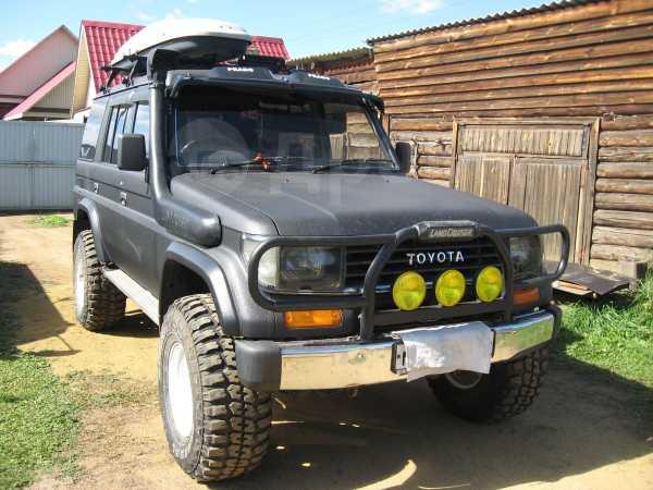 Toyota Land Cruiser Prado, 1993 год, 1 357 888 руб.