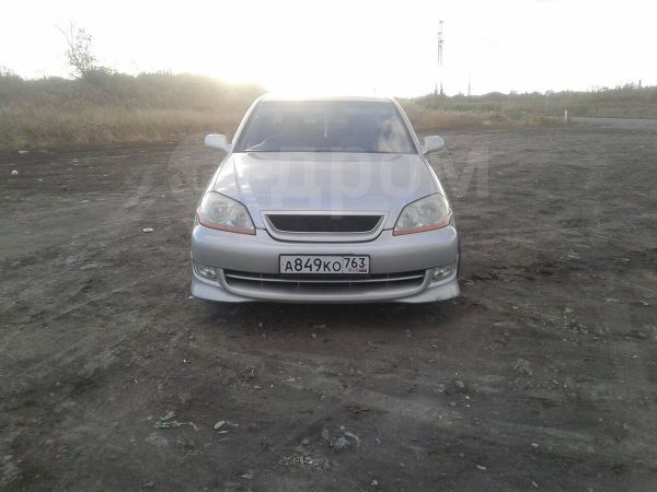 Toyota Mark II, 2004 год, 458 000 руб.
