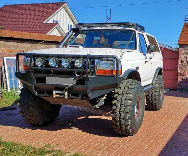 Ford Bronco, 1994 год, 1 550 000 руб.