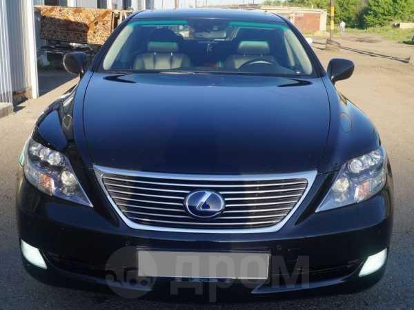Lexus LS600hL, 2007 год, 1 369 999 руб.