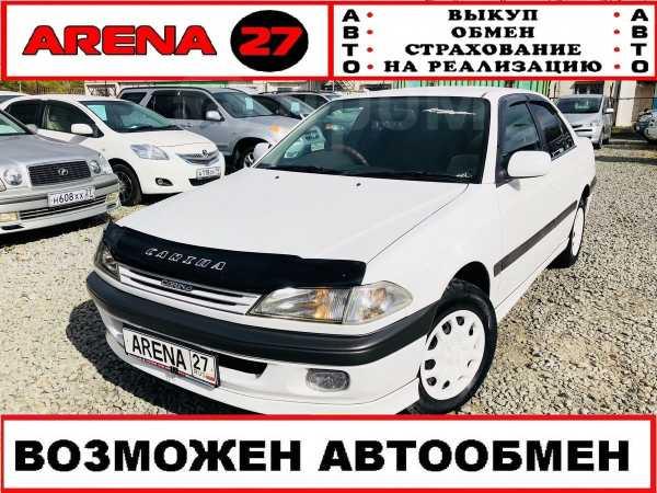 Toyota Carina, 1998 год, 258 000 руб.