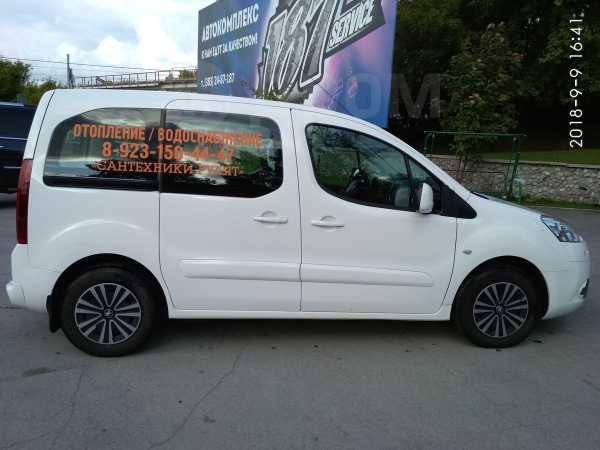 Peugeot Partner Tepee, 2012 год, 400 000 руб.