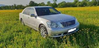 Хабаровск LS430 2003