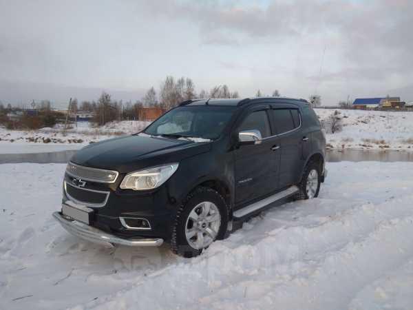 Chevrolet TrailBlazer, 2014 год, 1 400 000 руб.