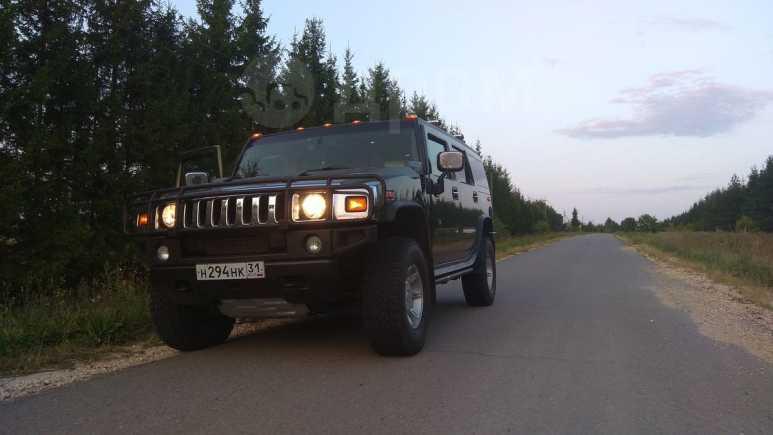 Hummer H2, 2004 год, 1 400 000 руб.